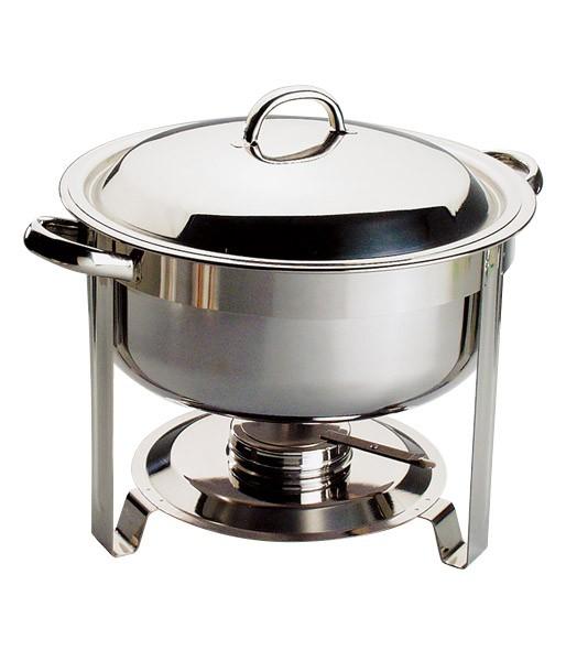 Chafing Dish -CHEF- Ø 34 cm, H: 34 cm