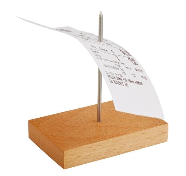 Bonspieß - 1 Spieß 9 x 5,5 cm, H: 10,5 cm