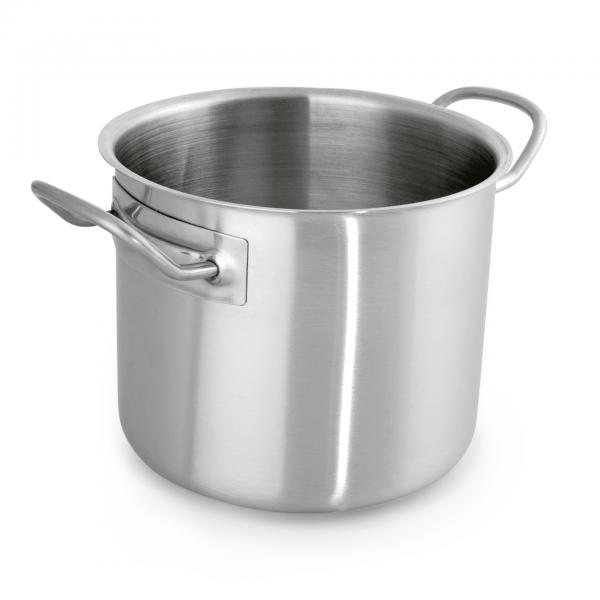 Suppentopf / Kochtopf ohne Deckel. CNS, 5-21 Liter wählbar, Serie 51