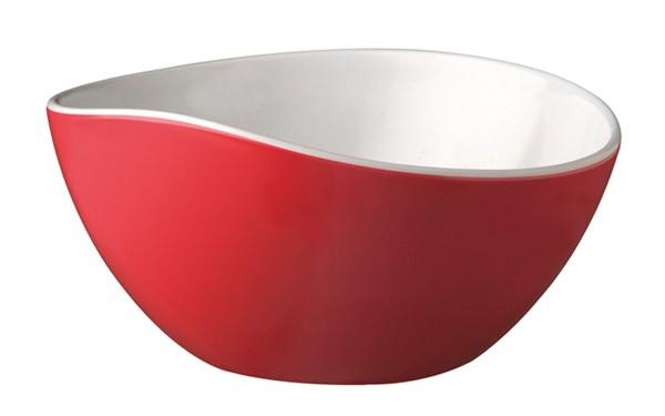 Schale -FRUITS- Ø 28 cm, H: 14 cm, 3 Liter