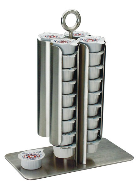 Milchportionsspender 18 x 10 cm, H: 24 cm