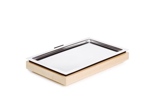 Cool Plates Set 1 53 x 32,5 cm, H: 8,5 cm