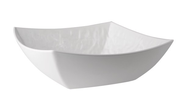 Schale, quadratisch -TAO- 30,5 x 30,5 cm, H: 10 cm