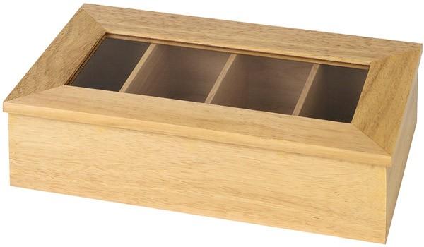 Teebox 35,5 x 20 cm, H: 9 cm