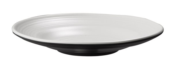 Teller -HALFTONE- Ø 16 cm, H: 2,5 cm