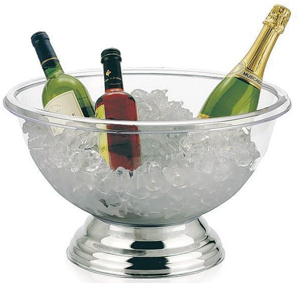 Champagnerkühler Ø 44 cm, H: 25 cm, 15 Liter
