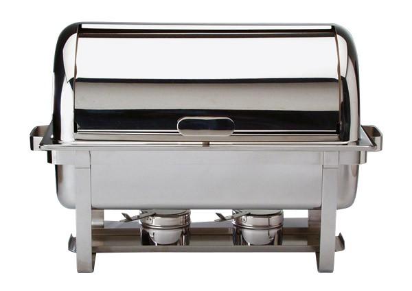 Rolltop-Chafing Dish -MAESTRO- 67 x 35 cm, H: 45 cm, 9 Liter