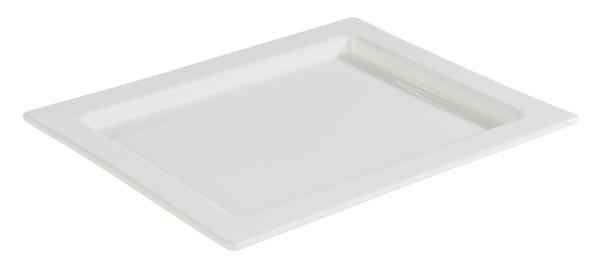 GN 1/2 Tablett -FRAMES- 32,5 x 26,5 cm, H: 2 cm