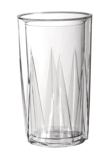 Flaschenkühler -CRYSTAL- Ø 13,5 / 10,5 cm, H: 23 cm