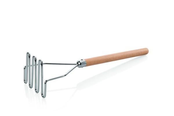 Kartoffelstampfer CNS/Holz
