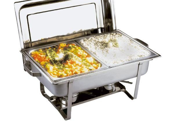 Chafing Dish -BUFFET- 61 x 36 cm, H: 30 cm